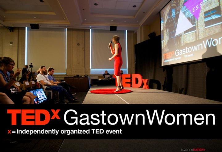 TedXGastownWomen – October 29