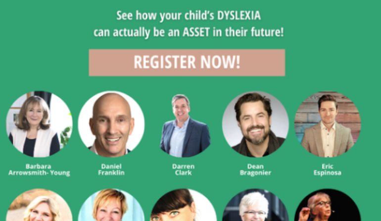 The Brilliance of Dyslexia