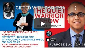 The Quiet Warrior Podcast with Tom Dutta